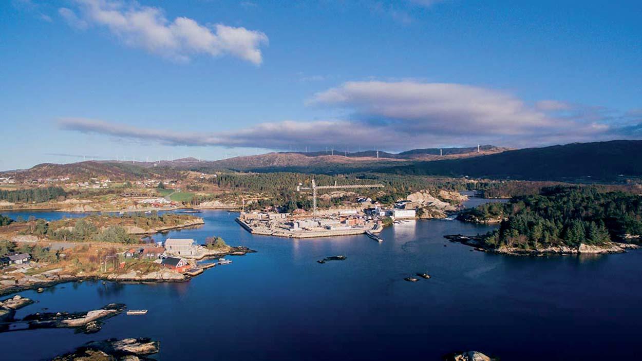 Vivaio di pesce_Sjotroll fish farm_Mapei_Norvegia (1)