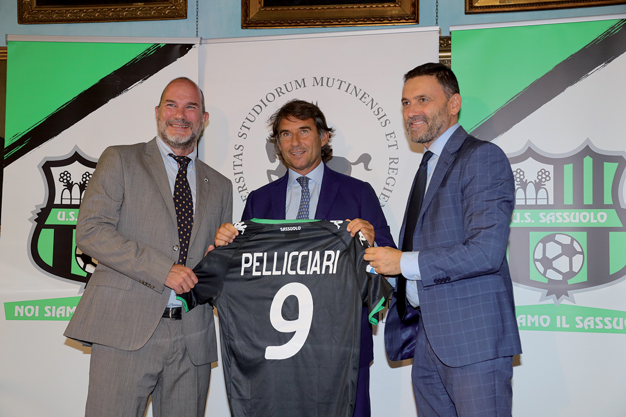 Pellicciari-Giovanni Carnevali-Andrea Fabris_Unimore-alliance between sport and education