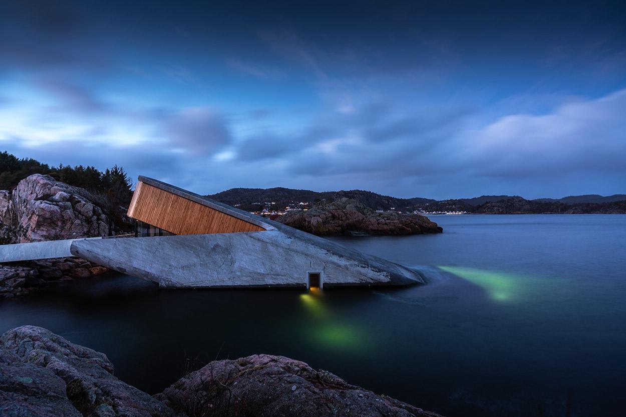 Mapei - Norway's Restaurant Under - Ristorante Under Norvegia Studio Snohetta_Spangereid (3)