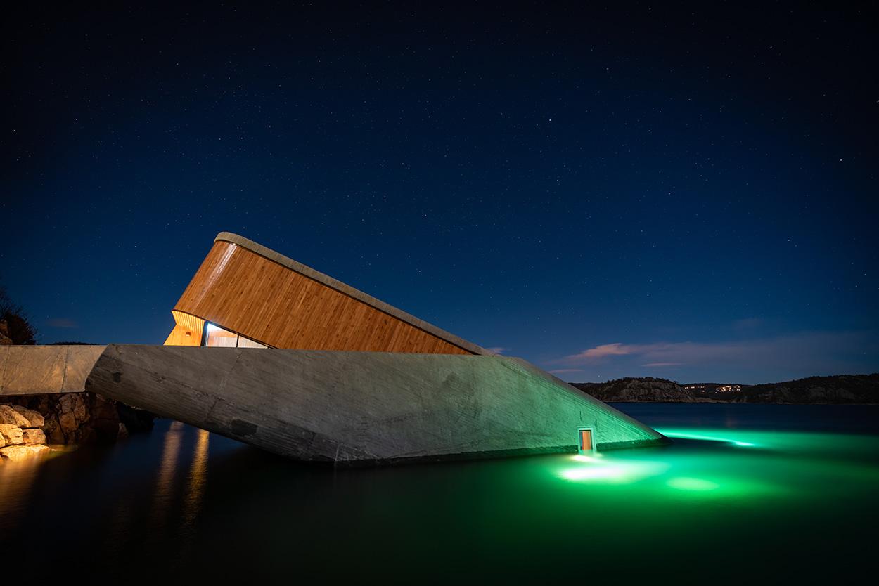 Mapei - Norway's Restaurant Under - Ristorante Under Norvegia Studio Snohetta_Spangereid (5)