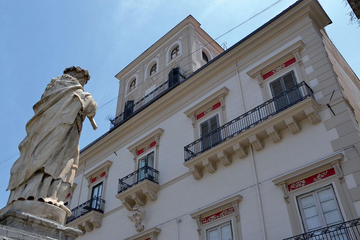 Palazzo Filangeri dei Principi di Cutò_Mapei_restoring masonry in a private palace_Sicily_Italy (1)