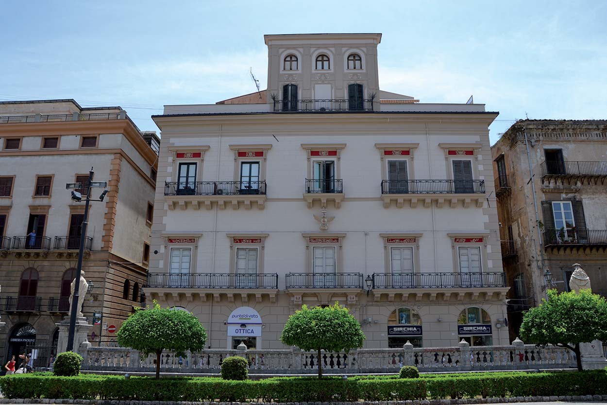 Palazzo Filangeri dei Principi di Cutò_Mapei_restoring masonry in a private palace_Sicily_Italy (2)