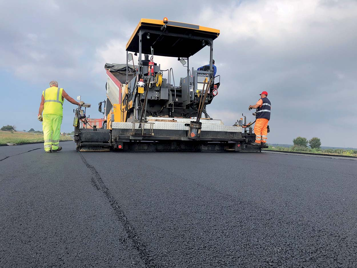 Mapei has developed new admixtures for creating new bituminous conglomerates that allow substantial amounts of road asphalt to be recycled.