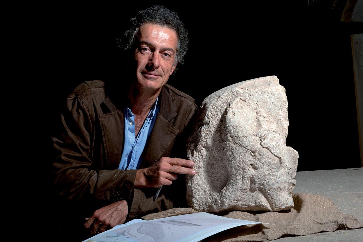 Prof. Nicolò Marchetti, head of many Turkish-Italian and Iraqi-Italian archeological expeditions