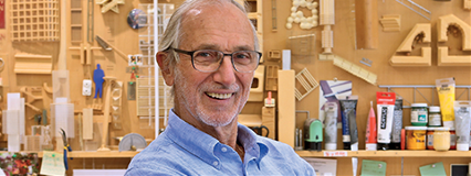 The pride in doing something together - Interview with Renzo Piano