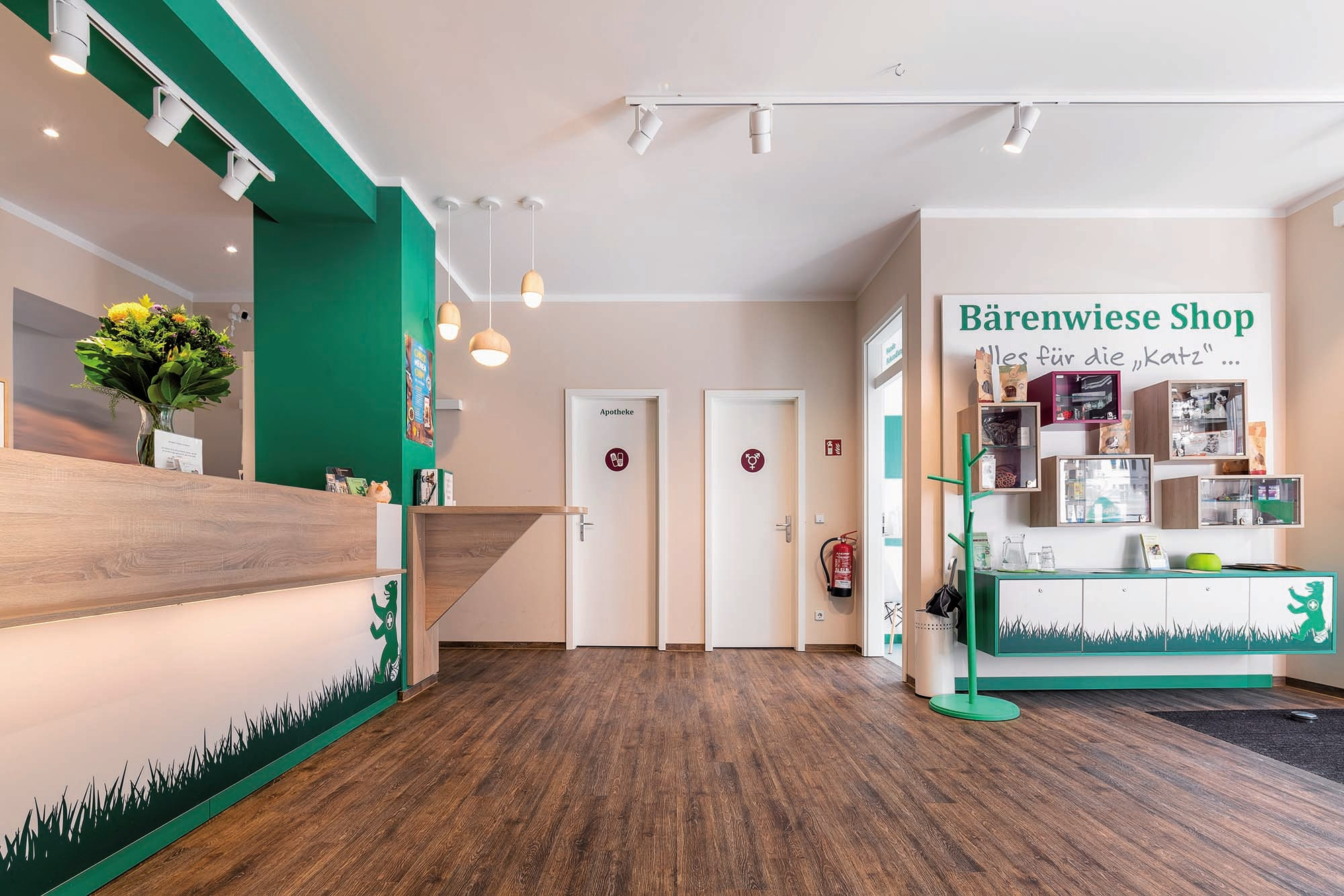 Bärenwiese Veterinary Care - Berlin - Germany