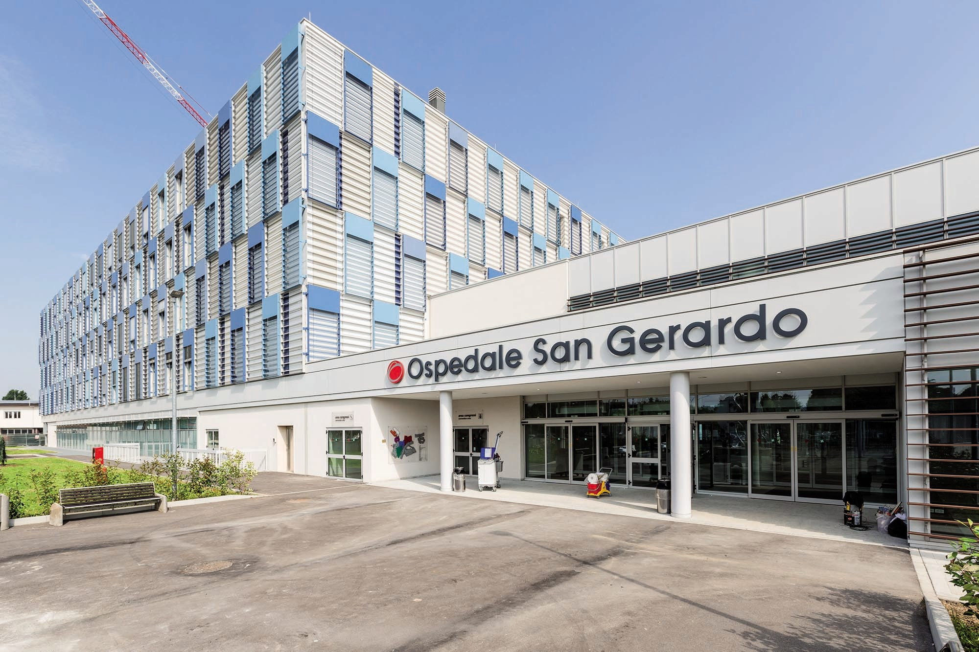 San Gerardo Hospital Monza Italy