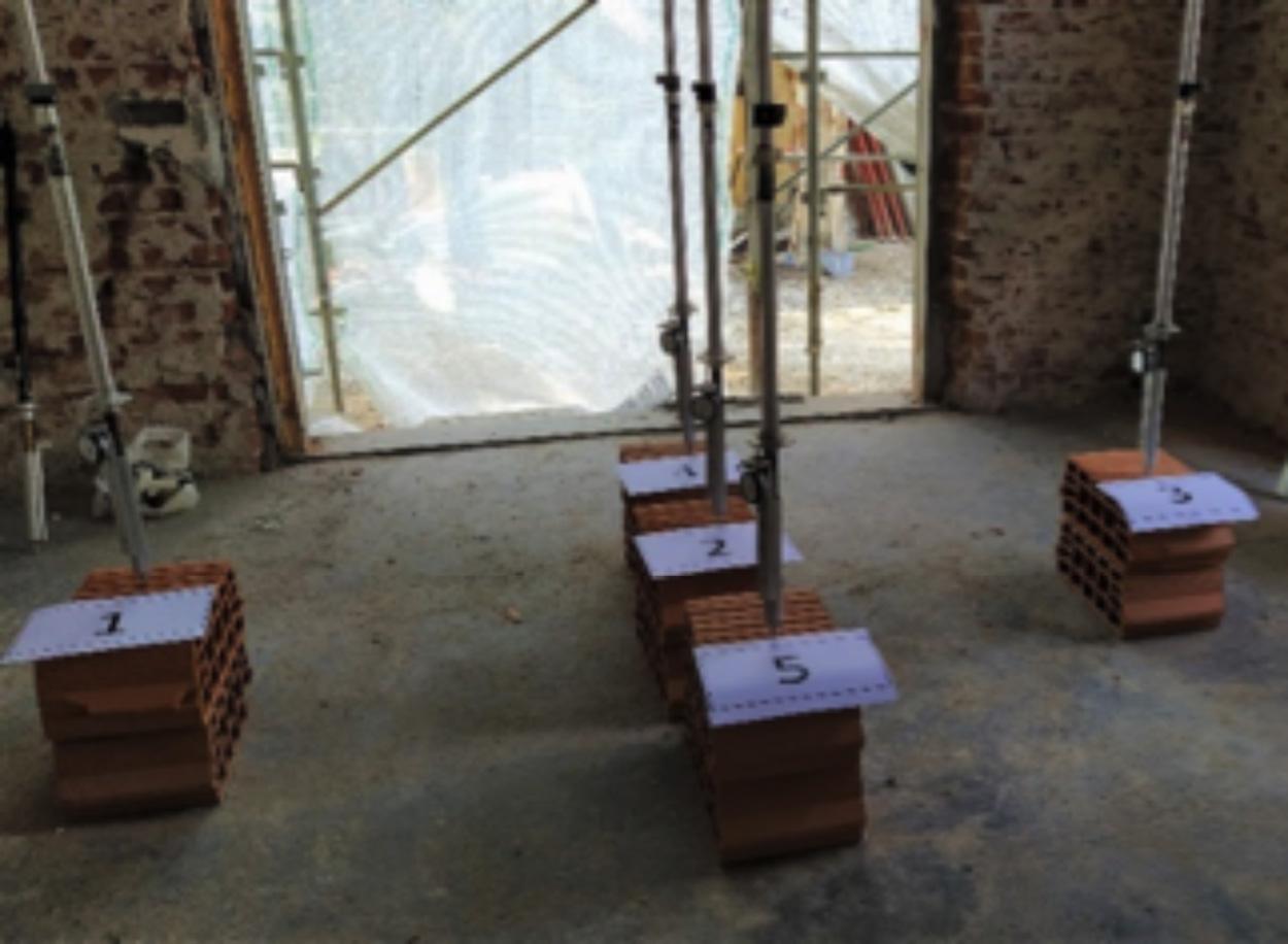 Foto 2_b -  Mapei jobsite in an Italian villa - strengthening and seismic upgrading work