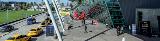 Modified bitumen for Tirana International Airport Nënë Tereza, Tirana (Albania)