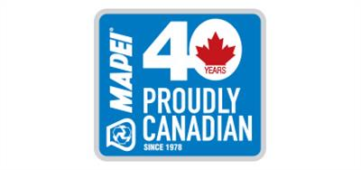 40 YEARS OF MAPEI IN CANADA